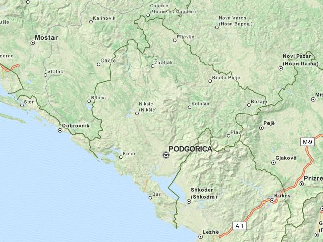 Zavod Za Geoloska Istrazivanja